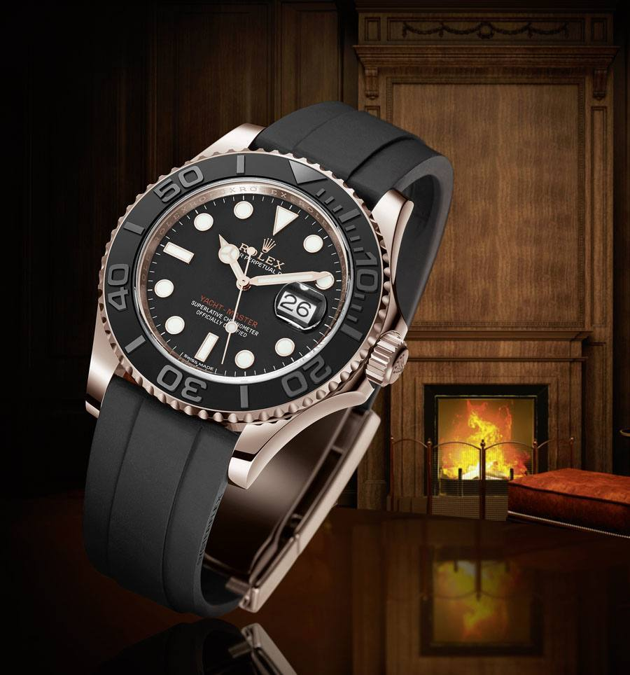 Rolex: Oyster Perpetual Yacht-Master