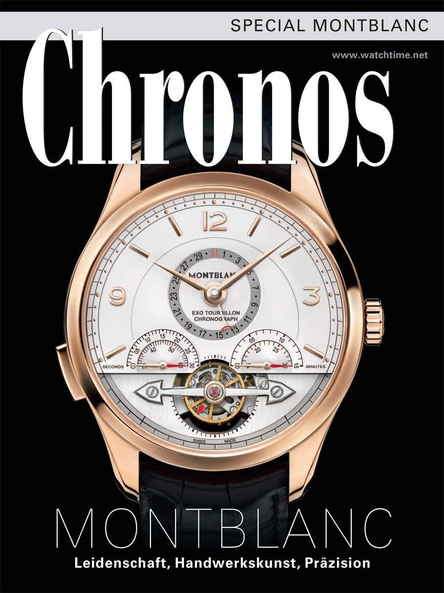 Chronos Special Montblanc 2015