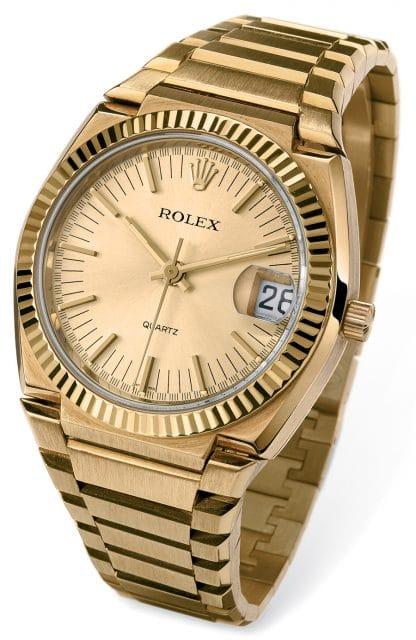 Vintage spezial: Rolex Quartz Date von 1970