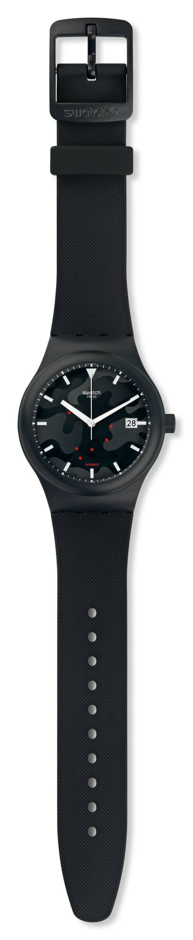 Swatch: Sistem51 Clouds