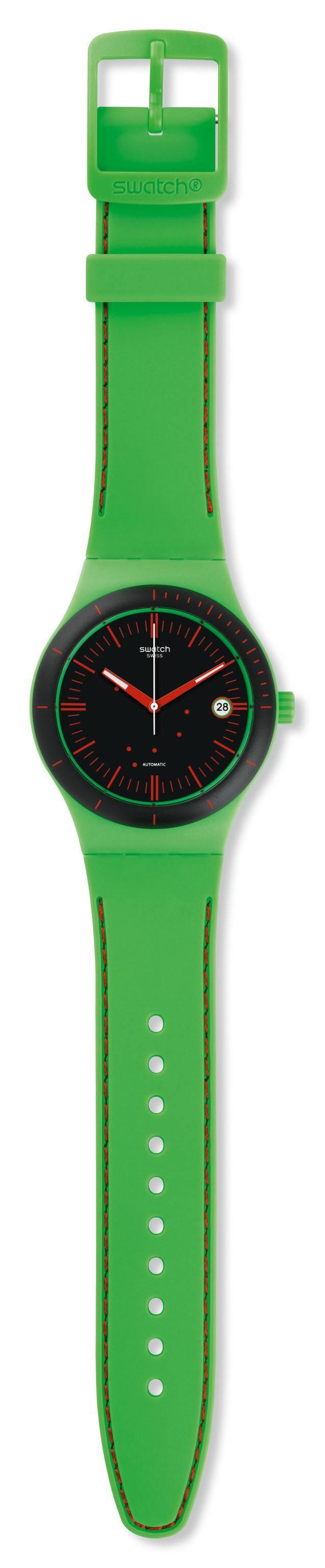 Swatch: Sistem51 Frog