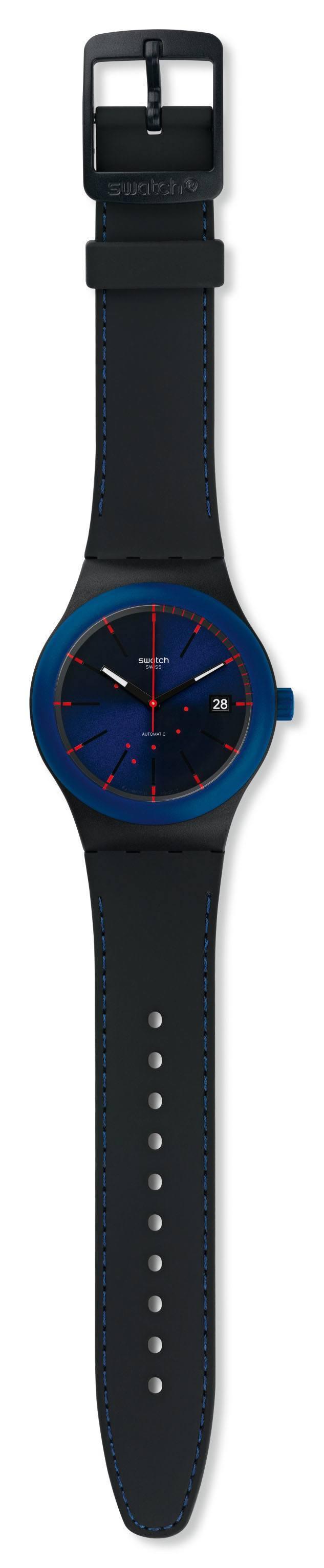 Swatch: Sistem51 Notte