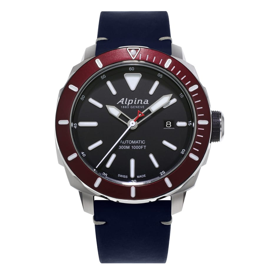 Alpina: Seastrong Diver 300 Automatic