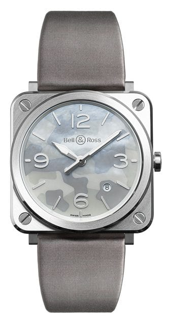 Bell & Ross: Grey Camouflage