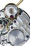 Genfer Siegel auf dem Vacheron-Constantin-Kaliber 1400