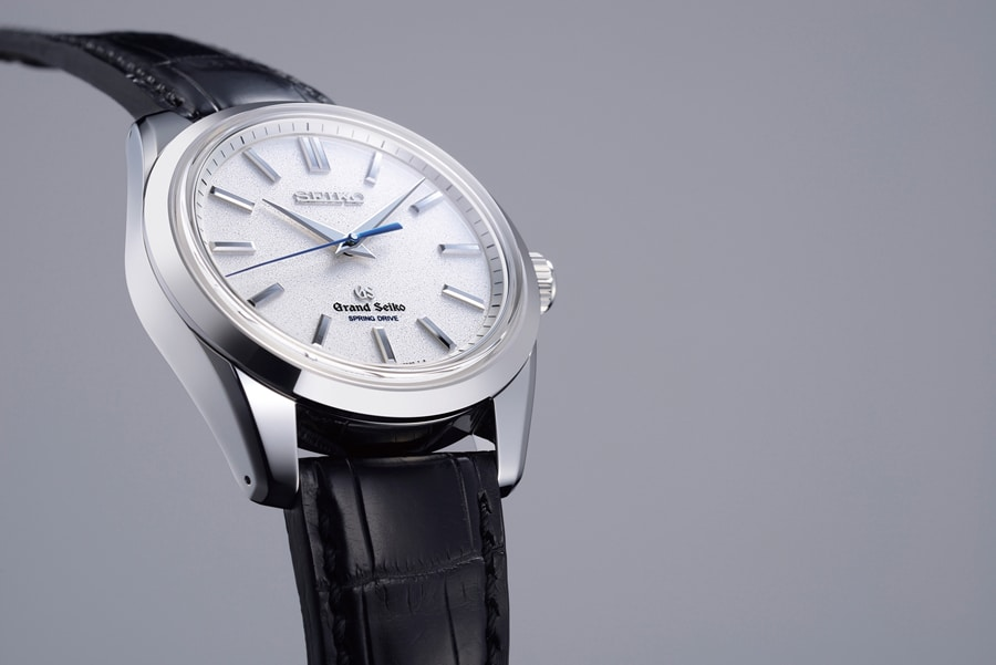 Seiko: Grand Seiko Spring Drive Eight-day Power Reserve