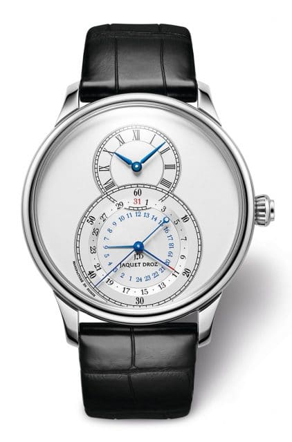 Jaquet Droz Grand Seconde Dual Time