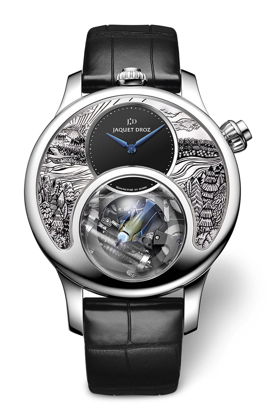 Jaquet Droz The Charming Bird