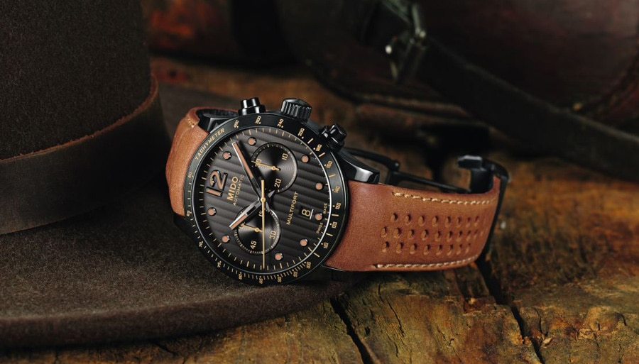 Mido: Multifort Chronograph Adventure