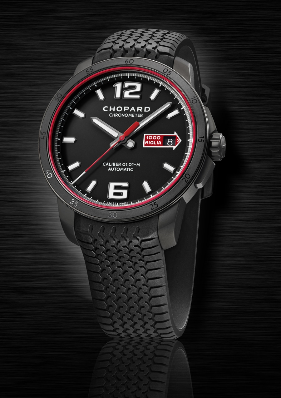 Chopard: Mille Miglia GTS Automatic Speed Black