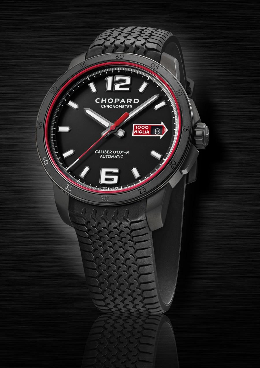 Chopard: Mille Miglia GTS Automatic Speed Black