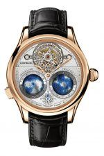 Montblanc Collection Villeret Tourbillon Cylindrique Geosphères Vasco da Gama