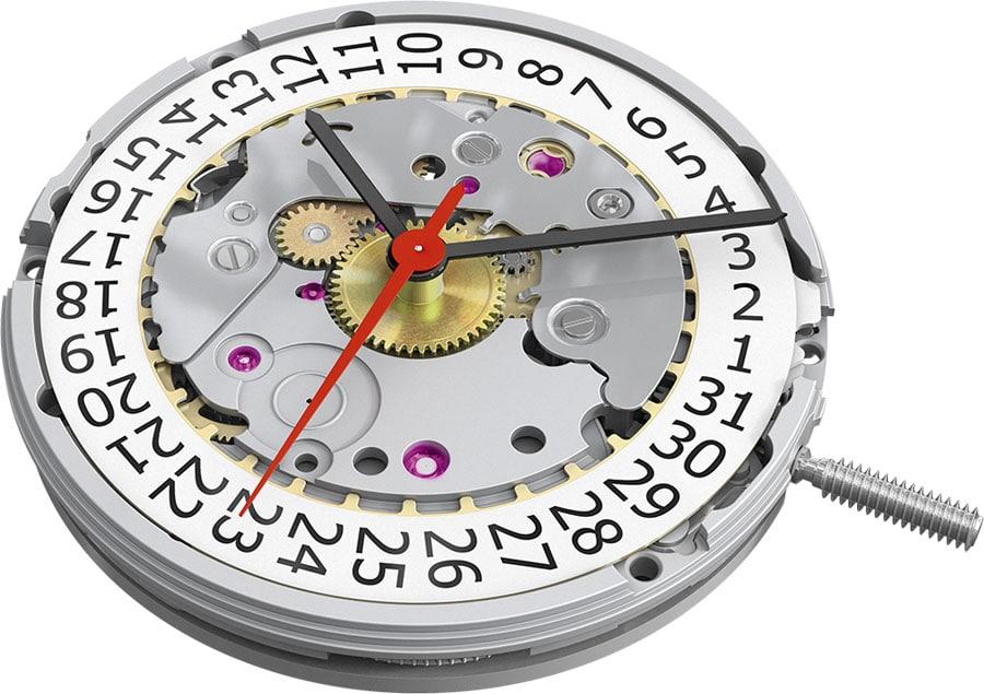Neues Ronda-Uhrwerk R150