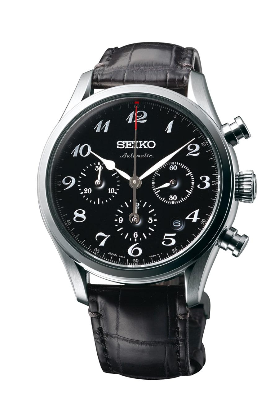 Seiko: Presage Automatic Chronograph