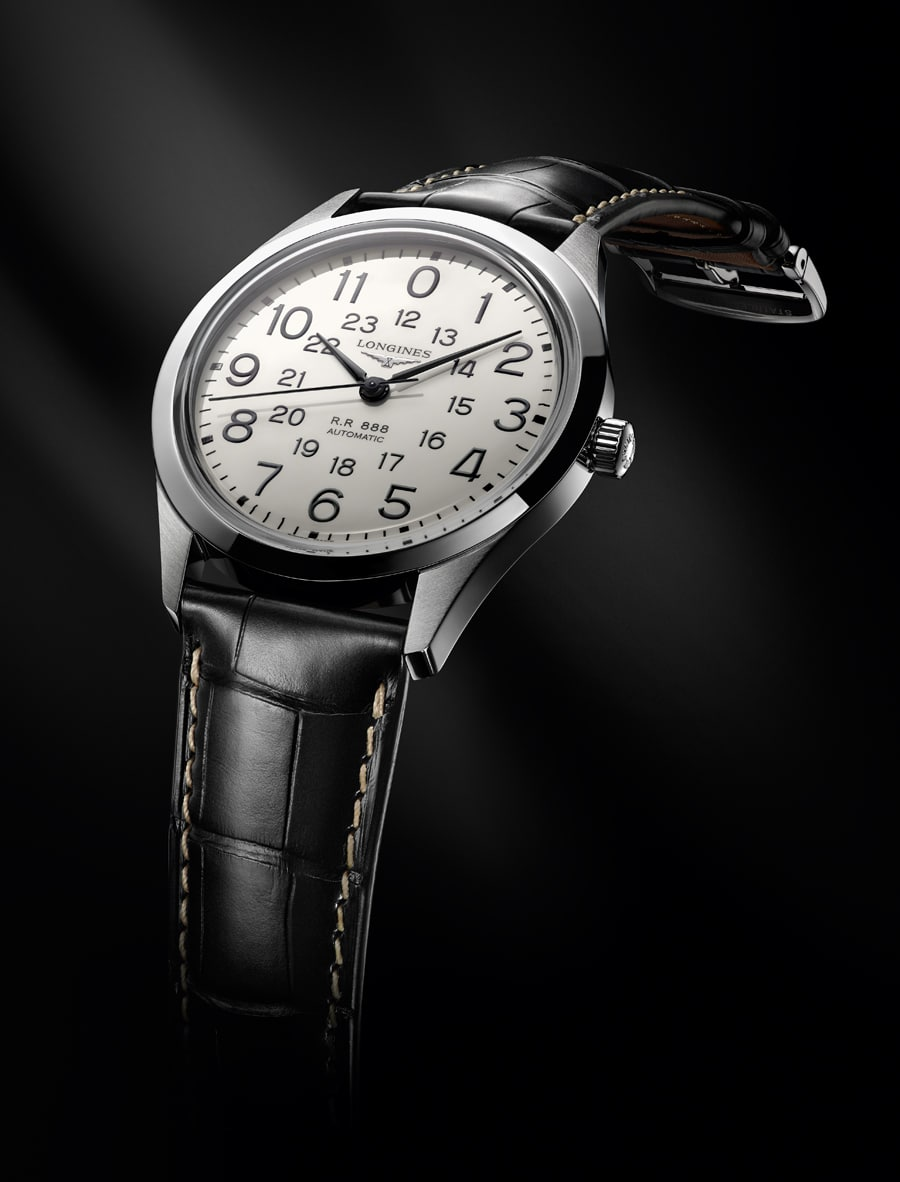 Longines: The Longines RailRoad