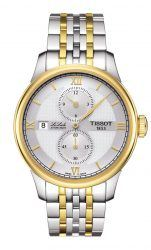Tissot: Le Locle Regulateur in Bicolor