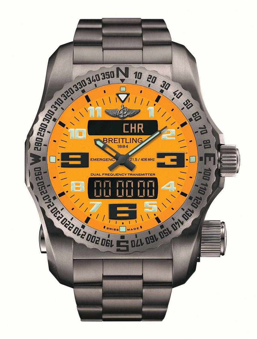 Breitling Emergency-Uhr