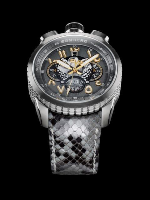 Bomberg: Bolt-68 Grey Falcon