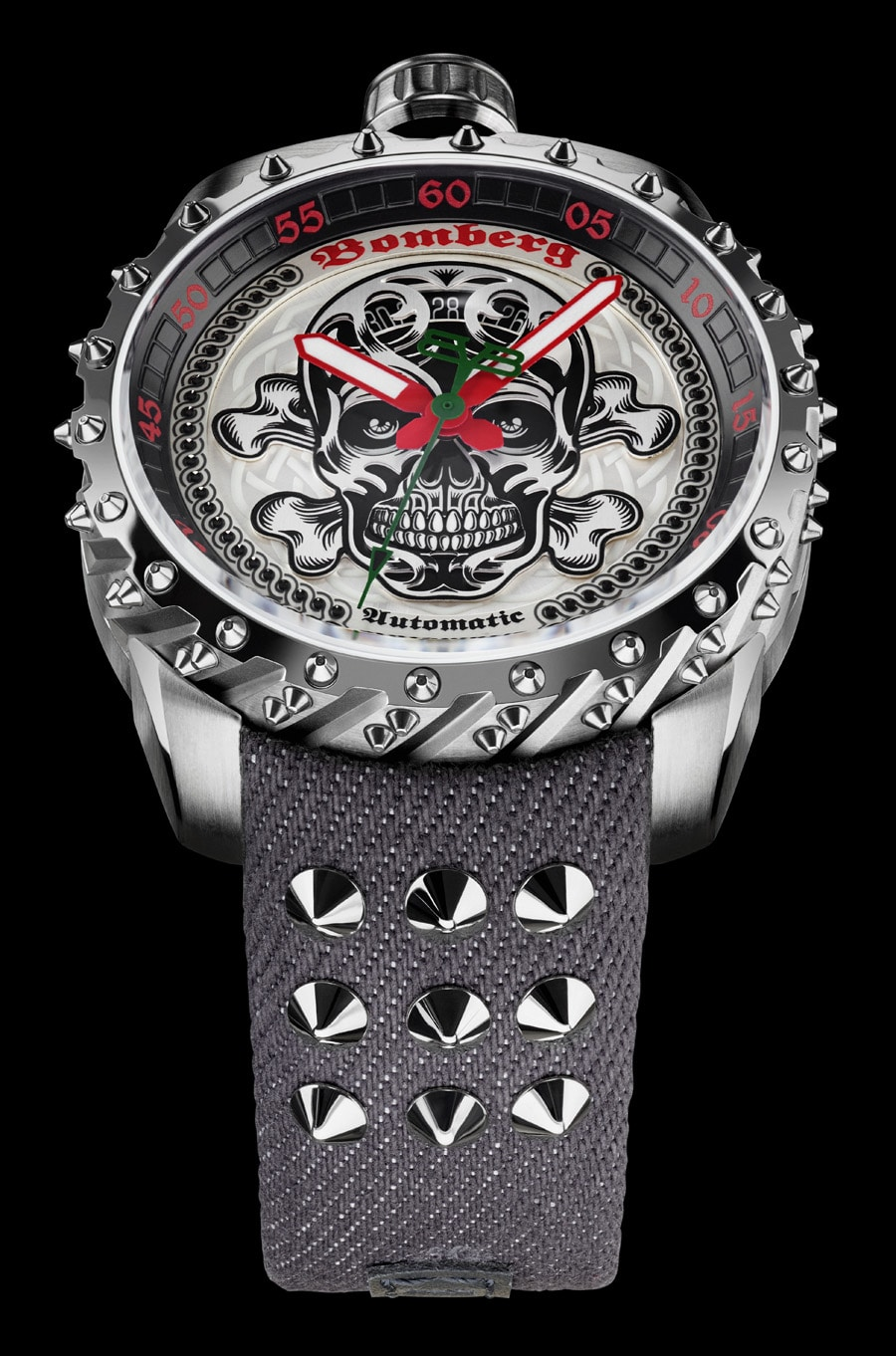 Bomberg: Bolt-68 Steel Nails Badass