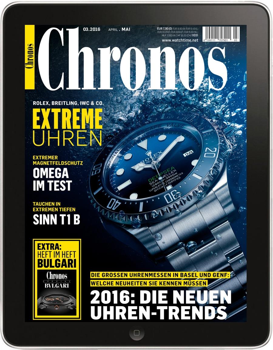 Chronos 3/2016 iPad
