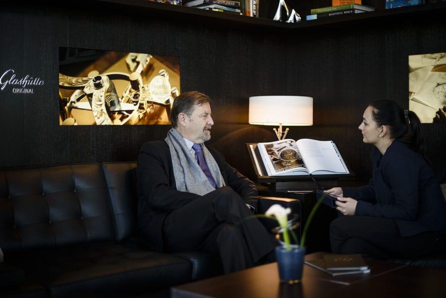 Yann Gamard, CEO von Glashütte Original im Interview mit Watchtime.net