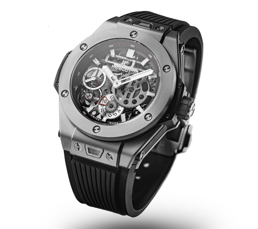 Hublot: Big Bang Meca-10
