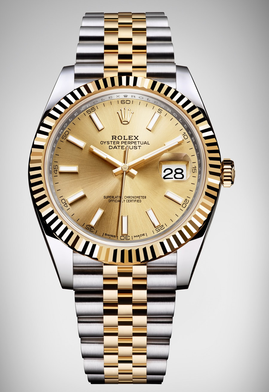 rolex oyster perpetual datejust 41 baselworld 2016. Black Bedroom Furniture Sets. Home Design Ideas