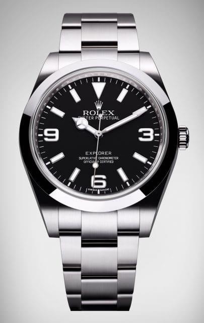 Armbanduhr rolex  5 erschwingliche Rolex-Uhren | Watchtime.net