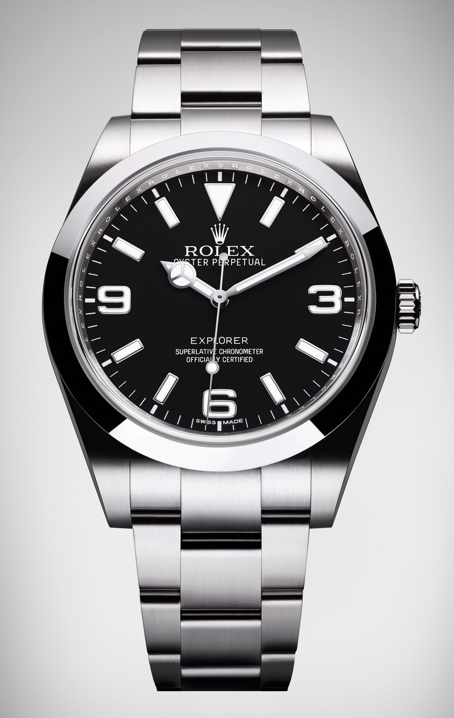 Rolex: Oyster Perpetual Explorer