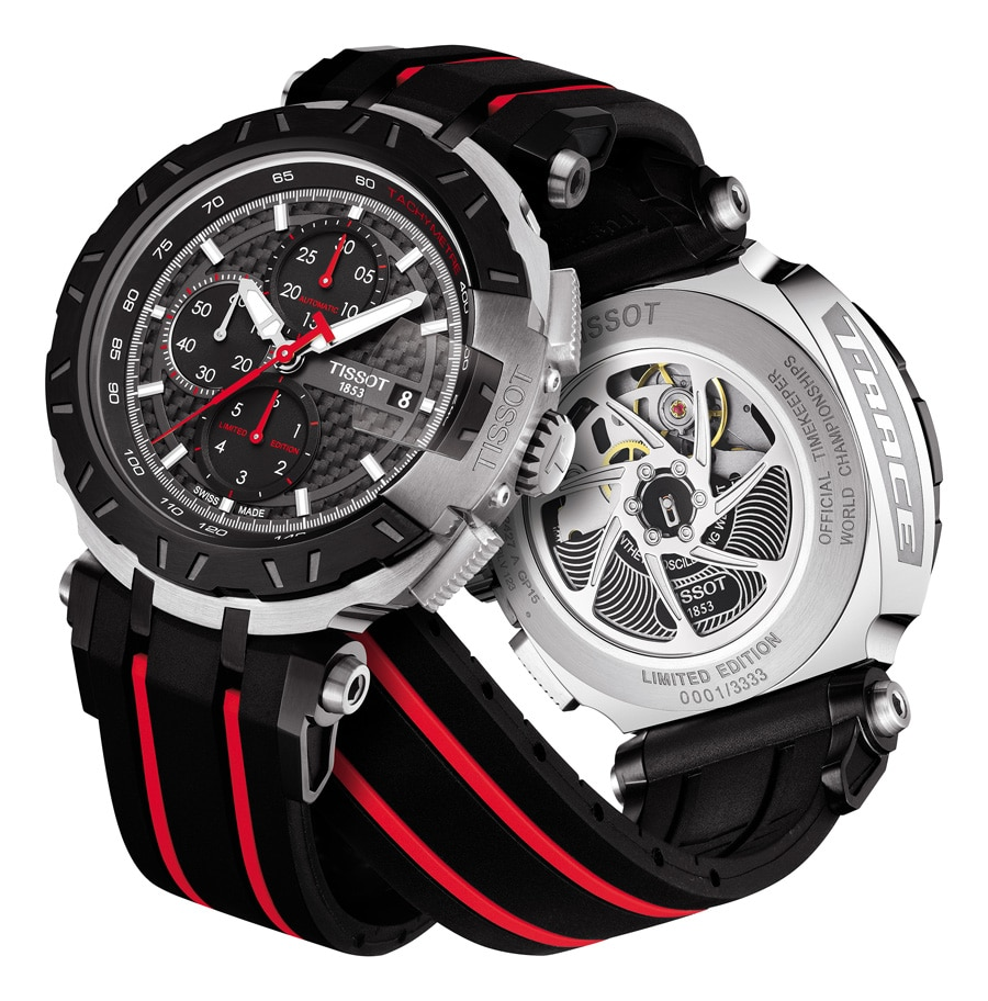 Tissot: T-Race MotoGP Automatic Limited Edition 2016
