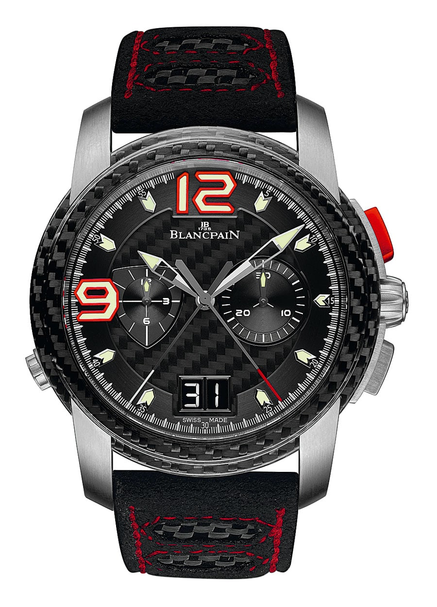 Blancpain Chronograph L-evolution R