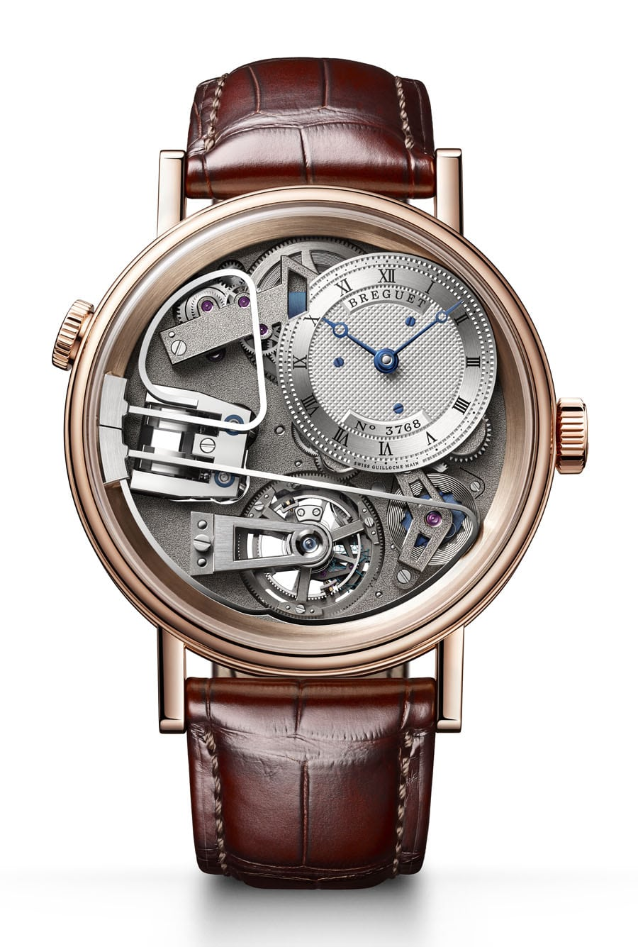 Breguet: Tradition Répétition Minutes Tourbillon
