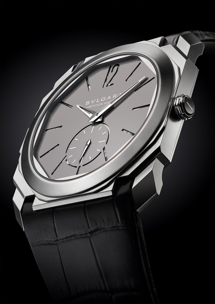 Bulgari: Octo Finissimo Minutenrepetition