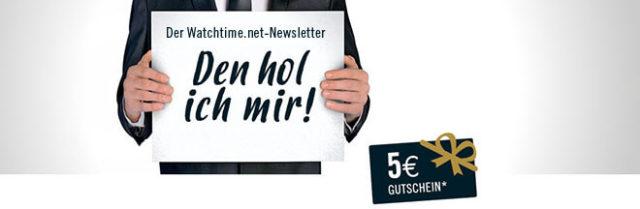 Jetzt den Watchtime.net-Newsletter bestellen