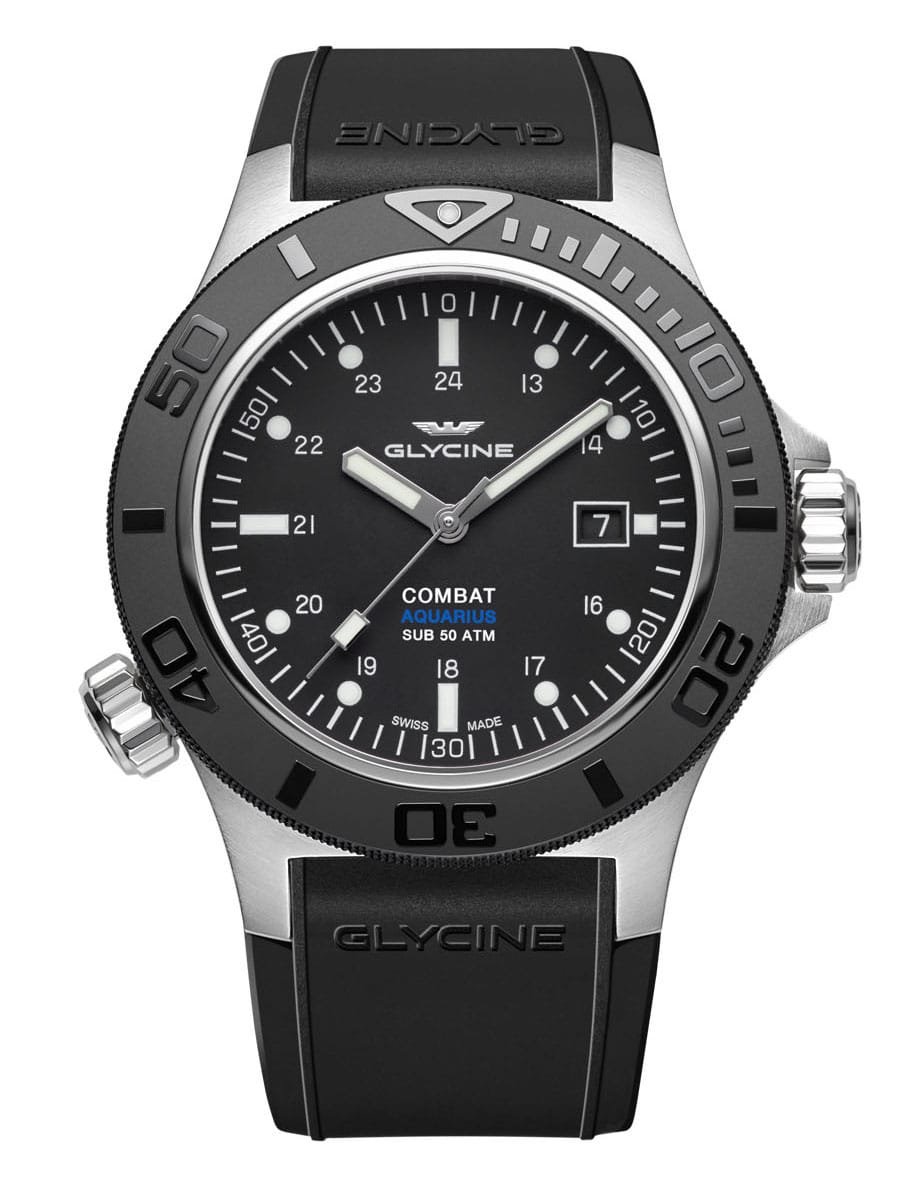 Glycine: Combat SUB Aquarius