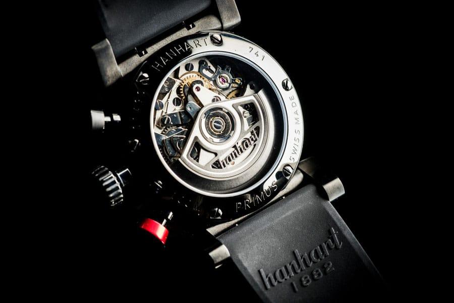 Hanhart PRIMUS Racer Dark