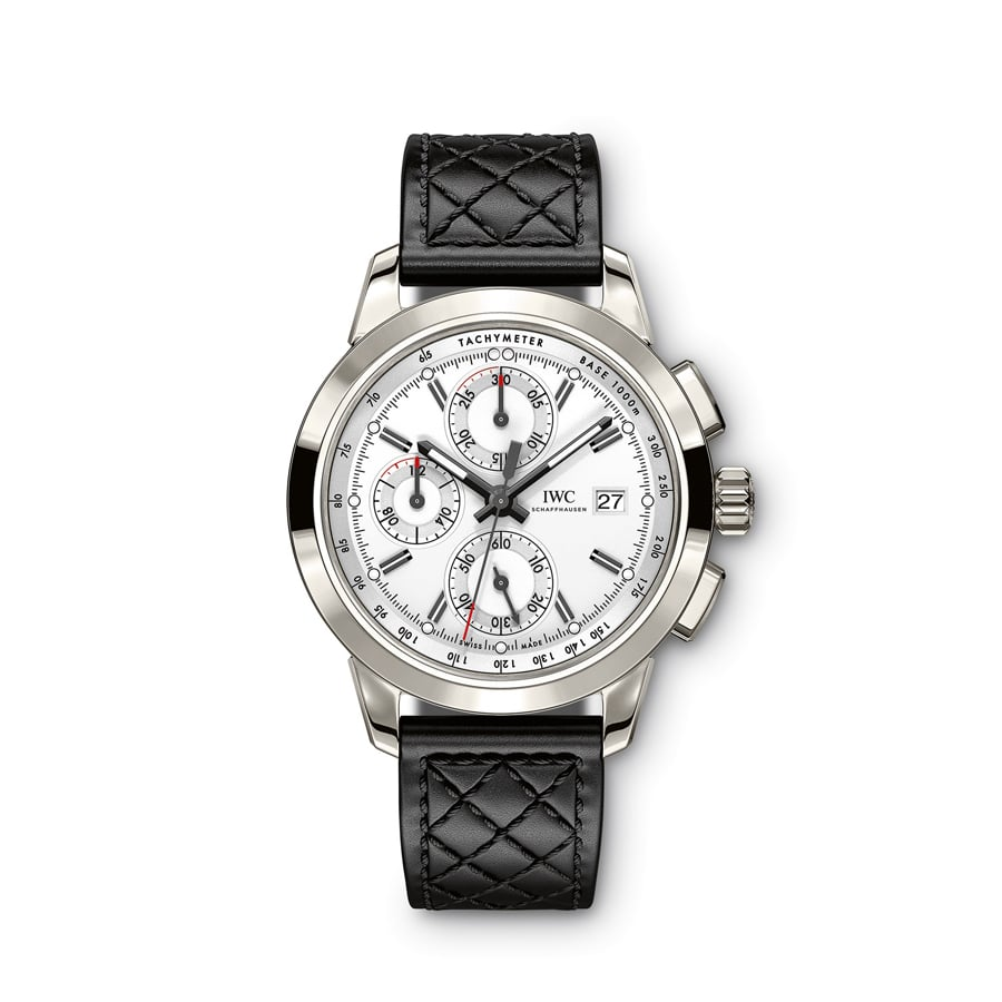 "IWC: Ingenieur Chronograph Edition ""W 125"""