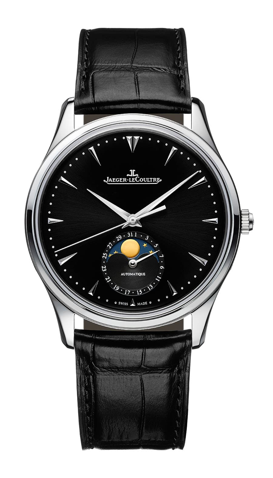Jaeger-LeCoultre: Master Ultra Thin Moon