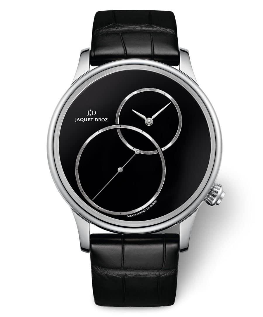 Jaquet Droz: Grande Seconde Off-Centered Onyx