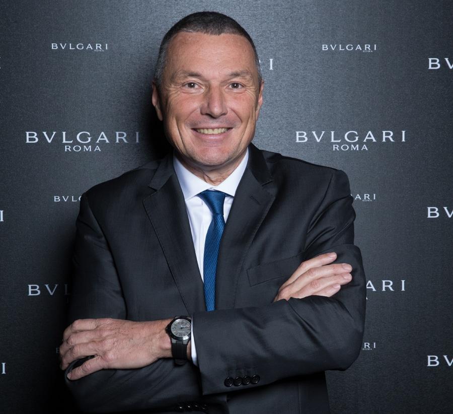 Bulgari-CEO Jean-Christophe Babin