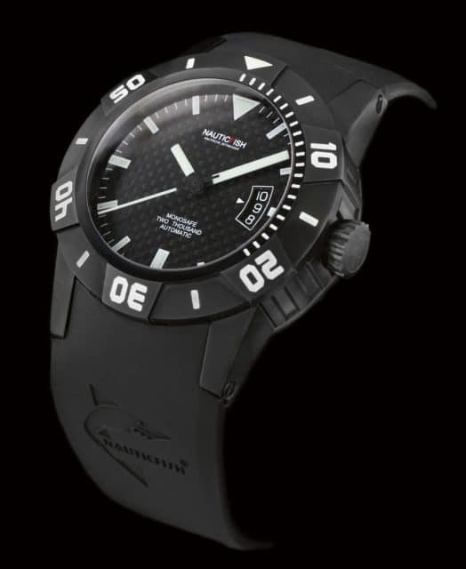 Nauticfish: MSC A-Grade Carbon 2000m