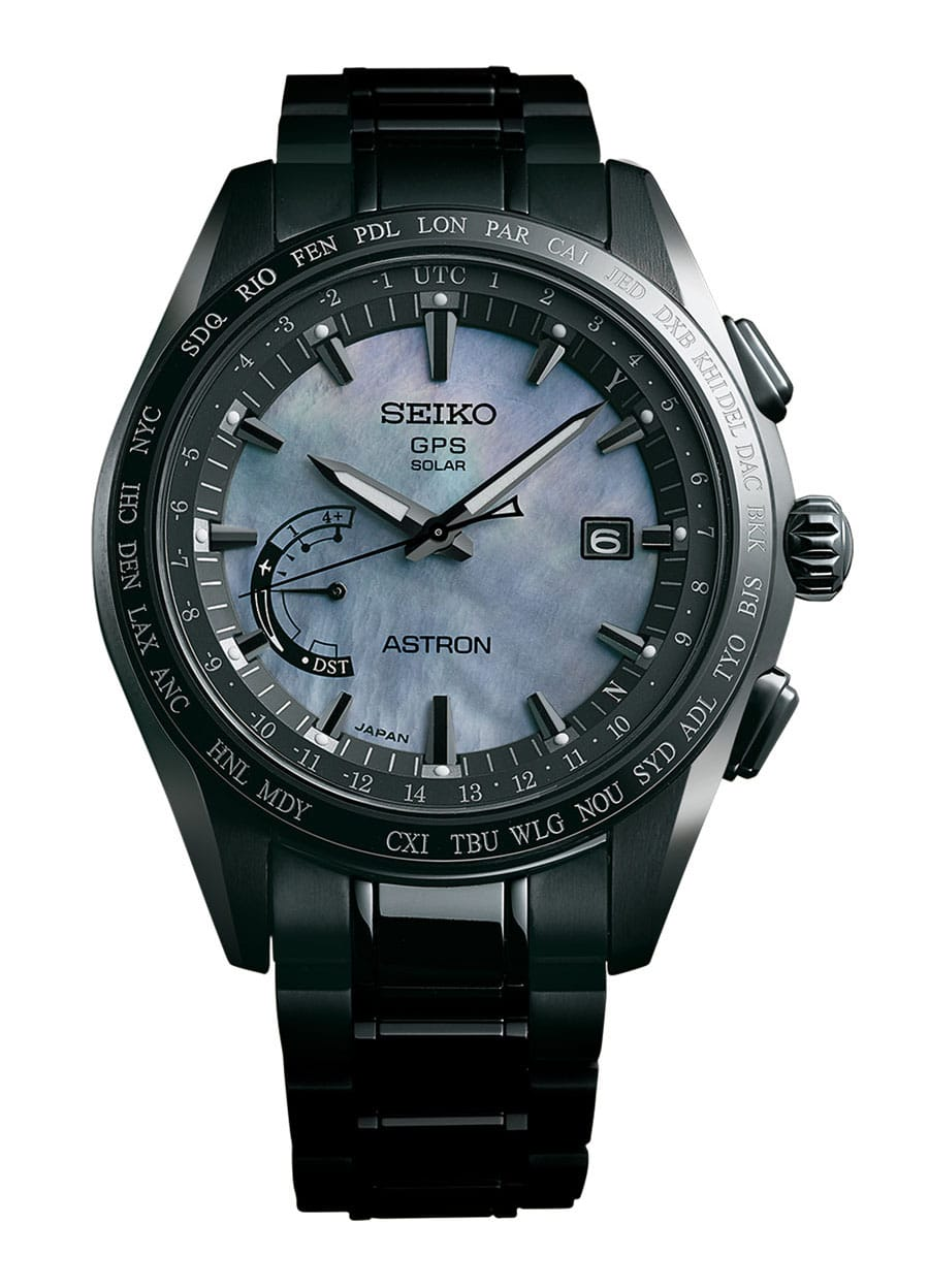 Seiko Astron GPS Solar World Time Limited Edition