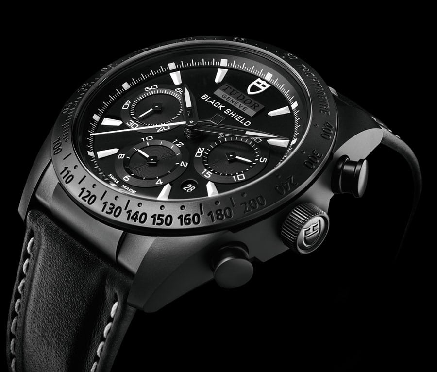 Tudor: Fastrider Black Shield in Kooperation mit Ducati