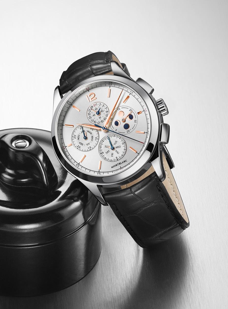 Test im Schaltjahr: Montblanc Heritage Chronométrie Chronograph Quantième Annuel