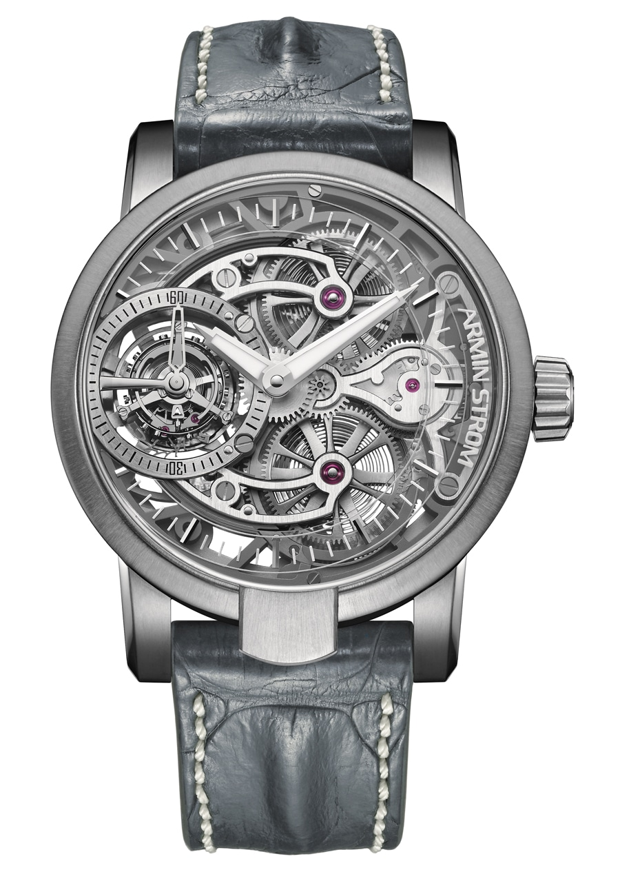Armin Strom: Tourbillon Skeleton Air