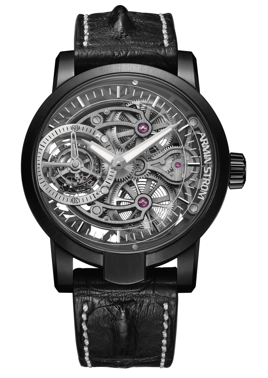 Armin Strom: Tourbillon Skeleton Earth