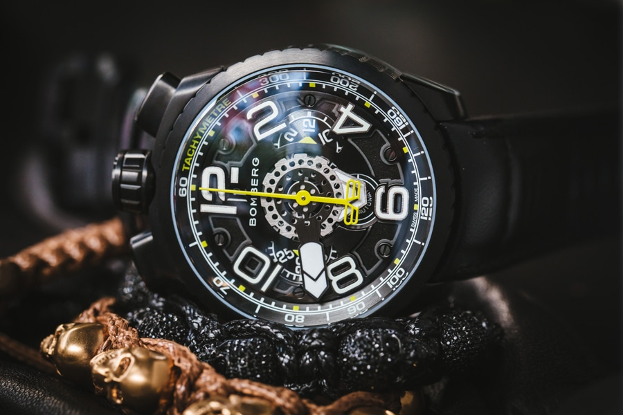 Bomberg: Bolt-68 Automatic Chronograph