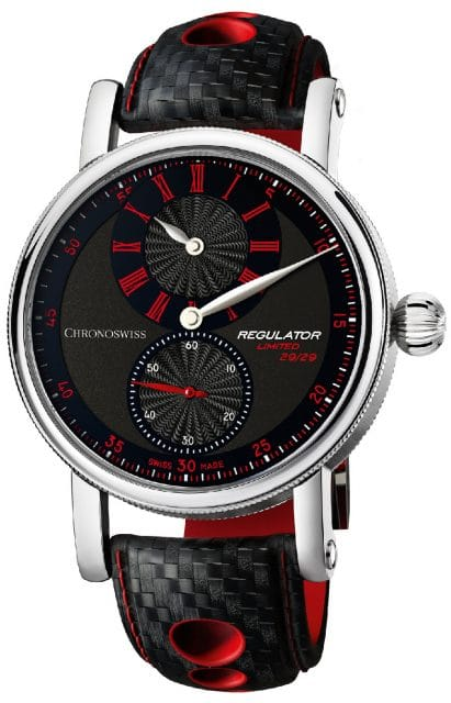 Chronoswiss: Regulator Rallye Limited Edition