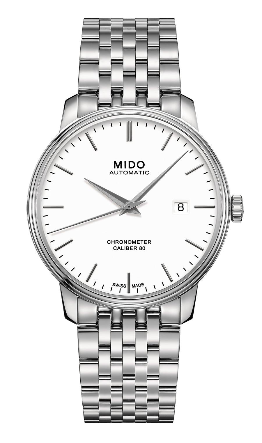 Mido: Baroncelli Caliber 80 Chronometer Si
