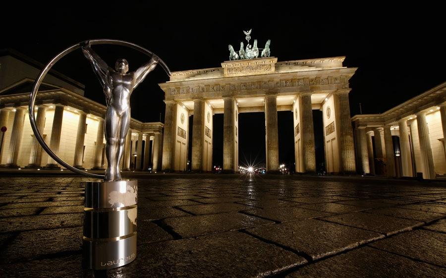 Die Verleihung der Laureus World Sports Awards fand 2016 in Berlin statt